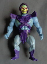 MASTERS OF THE UNIVERSE VINTAGE Skeletor MATTEL 1981 MOTU Taiwan Soft Head toy