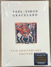 PAUL SIMON - Graceland [25th Anniversary Edition] (2-CD/2-DVD, 2012, Sony)