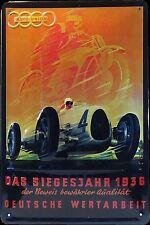 """AUTO-UNION Motorräder Rennwagen """"DAS SIEGESJAHR 1936"""""""