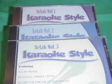 Selah ~ #1, 2 & 3 ~ Christian~Daywind~Karaoke Style ~  I Bless Your Name  ~ CD+G
