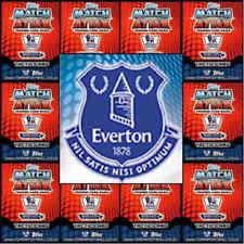 Everton Football Trading Cards 2014-2015 Season