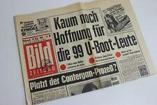 BILDzeitung 29.05.1968 Mai 29.5.1968 Geschenk Geburtstag 52. 53. 54. 55.