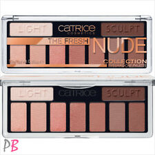 Catrice The Fresh Nude Collection Eyeshadow Palette Eye Shadows