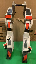 Transformers G1 Jetfire/Skyfire Left & Right Legs Parts, Original 1985 Parts Lot
