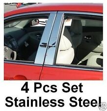 Chrome Pillar Posts for Lincoln Navigator & Ford Expedition 97-15 4pc Door Trim