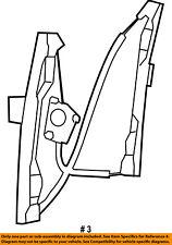 CHRYSLER OEM 07-08 Sebring Front Door-Window Regulator 68020563AA