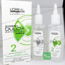 L'Oreal Dulcia Advanced Ionene G Perm Lotion [ 2 Natural to Sensitized Hair ]