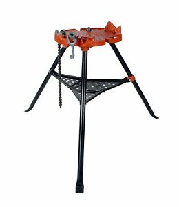 Reconditioned RIDGID® 450 Portable TRISTAND® Chain Pipe Vise 40222