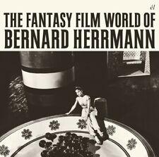 Bernard Herrmann - The Fantasy Film World of Bernard Herrmann [New Cd] Uk - Impo