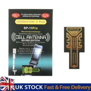 Mobile Phone Signal Booster By Generation X Works On All Phones Iphone SamsungUK