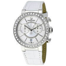 Swarovski Citra Sphere Chronograph White Dial Ladies Watch 5027127