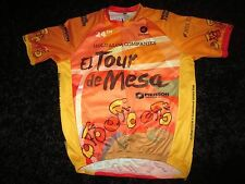 El Tour de Mesa Arizona Cycling Jersey Bib LG L