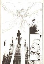Spawn Godslayer #6 p.15 - Splash - 2008 Signed art by Philip Tan