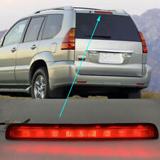 1Pc For Lexus GX470 2003-2009 Auto Rear High Mount 3rd Brake Stop Light LED Trim