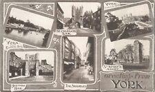 York; 6 views Photochrom Sepiatone seies