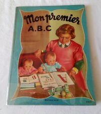 Mon Premier ABC - 1951 - Abécédaire éditions Bias