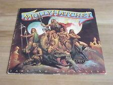 LP   MOLLY HATCHET  -  TAKE NO PRISONERS      EPIC   RECORDS