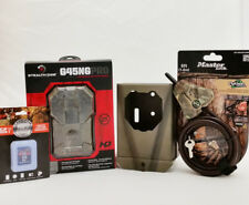Stealth Cam G45NG Pro Trail Camera| 8GB SD Card | Python Cable | Security Box