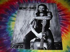 Michael Franti Spearhead Power To The Peaceful Guitar Photo Black White 8X10-Nr