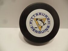 Vintage Pittsburgh Penguins Puck - BRAND NEW!  1967 Inaugural Logo
