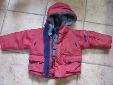 Oshkosh Toddler Boys Winter Jacket Coat Sz 18M