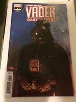 Star Wars Vader Dark Visions #1 Movie Variant Marvel Comics