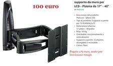 Supporto Meliconi modello Ghost 230 per tv lcd / plasma 17 / 40 pollici
