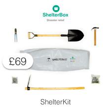 £69 Charitable Donation For: ShelterKit