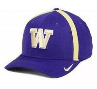 Washington Huskies Nike Dri-Fit Aerobill NCAA Adjustable Strapback Cap Hat