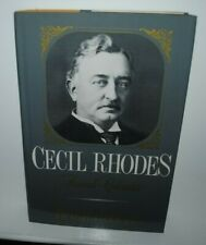 Cecil Rhodes, Flawed Collosus, Brian Roberts, 1987, 1st American Edition, hc dj