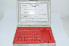Spi Pin Gage Set M0 Plus 011 060 Missing Pieces