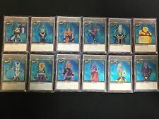 Dragon Ball Super Complete Set of Tokens Custom Ultra Rare Yugioh Token