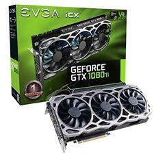 Evga Gtx 1080 TI FTW3 GeForce 11 GB VR 11g-p4-6696-kr 5x GDDR de minería de juego personalizado