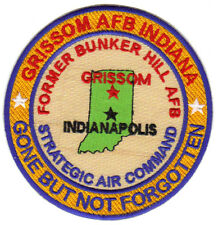 GRISSOM AFB INDIANA, FORMER BUNKER HILL AFB, GBNF    Y