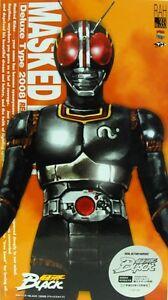 "Medicom RAH No.393 12"" Masked Kamen Rider Black Shadowmoon Shadow moon RX DX 1.0"