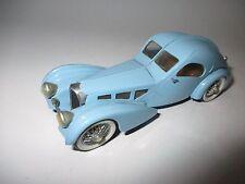 Bugatti Typ T 57 SC Atlantic, Handarbeit handmade H G Fischer MMMM Unikat 1:43!