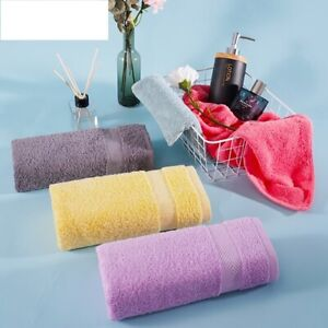 "Extra Large Bath Towel 40x70"" 100% Cotton Luxury Bath Sheet Extremely Soft Towel"