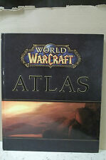 WORLD OF WARCRAFT. ATLAS.CARTE DU MONDE D'AZEROTH. CARTES RÉGIONS,VILLES & CAMPS