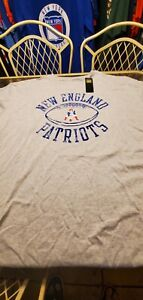 New England Patriots shirt BY Majestic   4XL