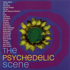 Various – The Psychedelic Scene 2LP Vinyl RSD 2019 Sealed & New!!!