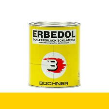Büchner Erbedol Stoll gelb Lack Farbe Kunstharzlack PA1211 750ml 14,53€/L
