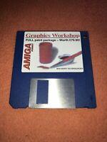 Amiga Format - Magazine Coverdisk - Graphics Workshop
