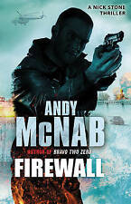 Firewall: (Nick Stone Thriller 3) by Andy McNab (Paperback, 2011)