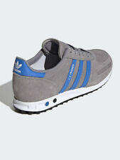 Adidas LA Trainer J EE6996 Grey Three, True Blue ,Cloud White Junior / Men's 6