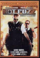 HOT FUZZ - DVD (USATO EX RENTAL)
