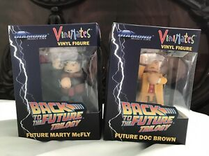 Back To The Future Marty McFly Stress Doll SD Toys New