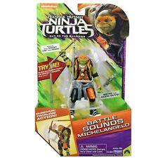 Teenage Mutant Ninja Turtles Movie 2 Out Of The Shadows Michelangelo Deluxe Figu