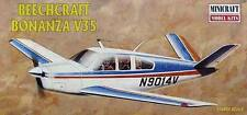 Beechcraft V-35 Bonanza (Bausatz Minicraft 11609) 1:48