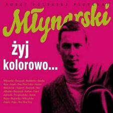 2CD MŁYNARSKI / MLYNARSKI Żyj kolorowo Poeci polskiej piosenki