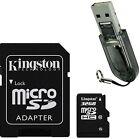 Kingston 32GB 32G Class 10 Micro SD Micro SDHC Flash Memory Card TF + R2